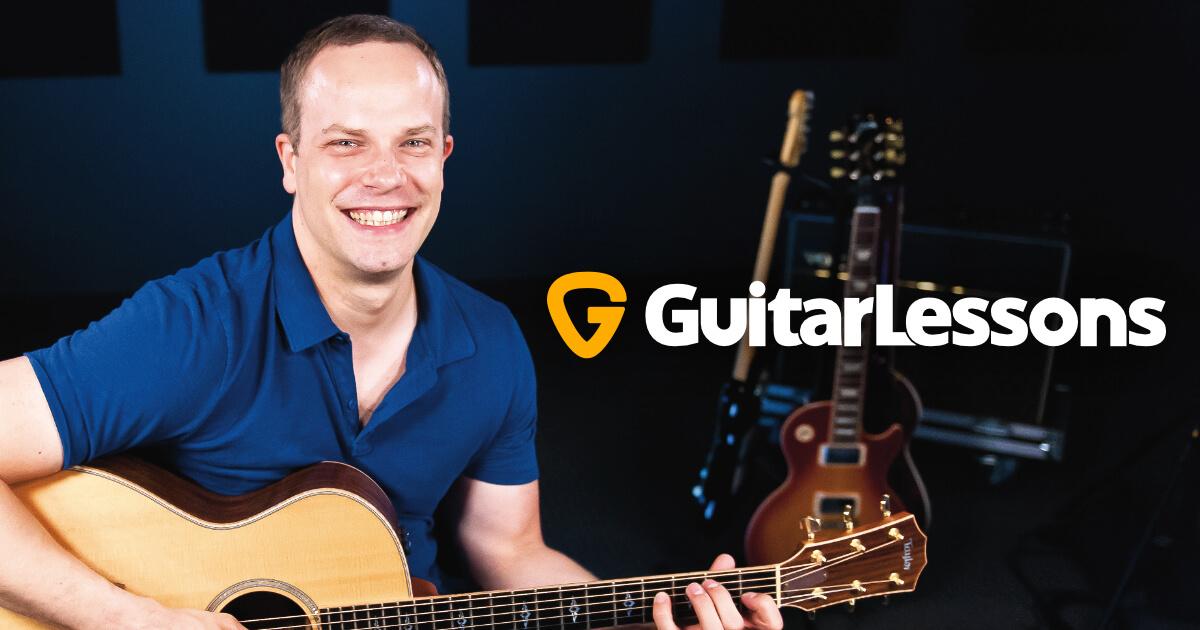 Free video guitar lessons - Stars & Catz