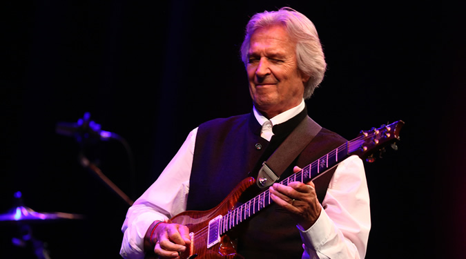 John McLaughlin Photo