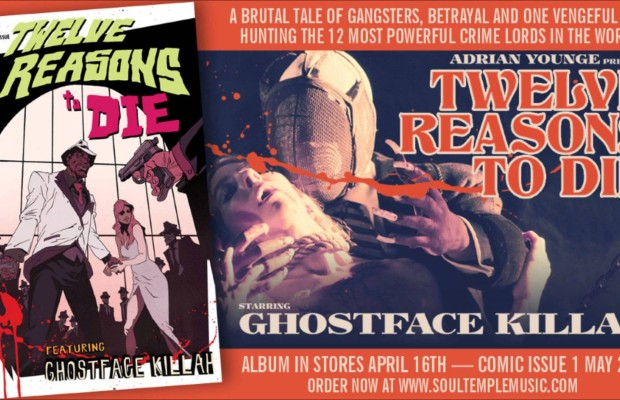 Ghostface Killah & Adrian Younge – The Sure Shot (Parts One & Two)