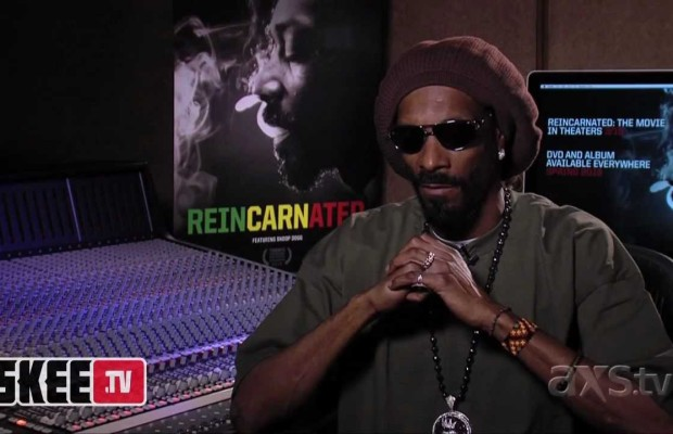 Snoop Lion Interview with DJ Skee
