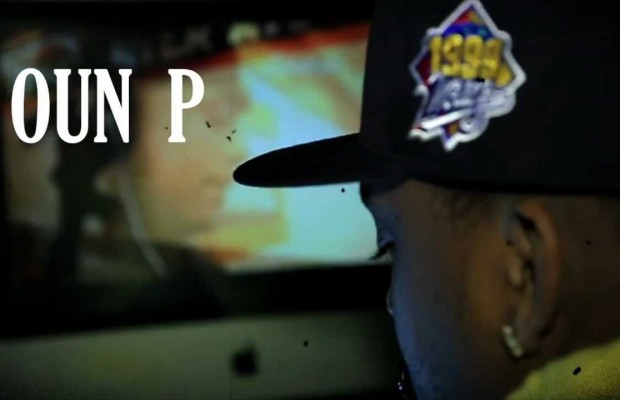 Oun-P – Slippin' (Freestyle)