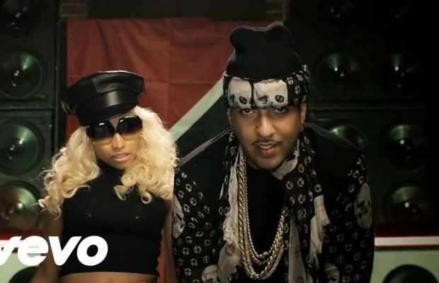 French Montana – Freaks ft. Nicki Minaj