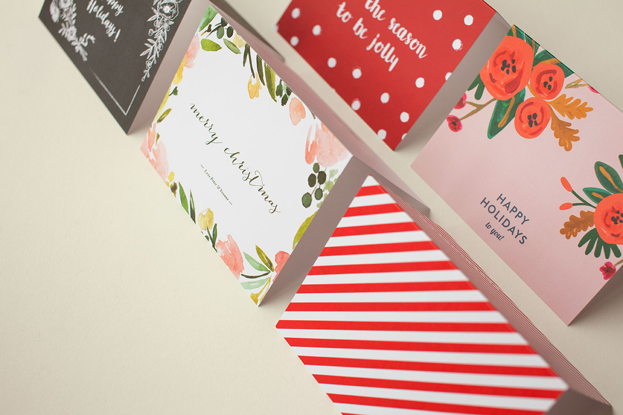 Huge Christmas Card.Christmas Cards By Paperlust