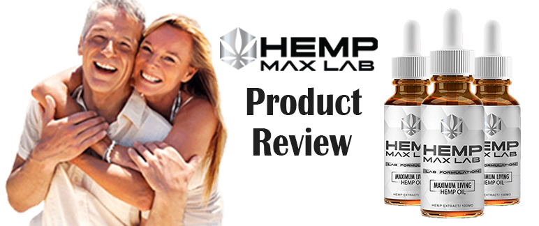 Hemp Max Lab Oil {Official Reviews} - Hemp Max Lab Relief Pain And Stress.  - maxlabca16