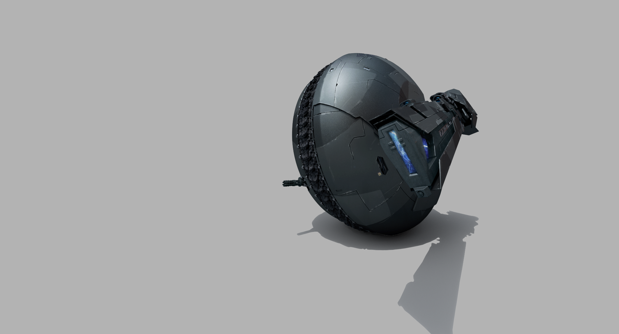 3D Kitbashing library - wires 01