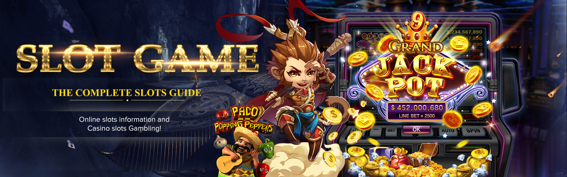 GET THE BEST DEAL ON ONLINE SLOT GAMES MALAYSIA - Uw88e