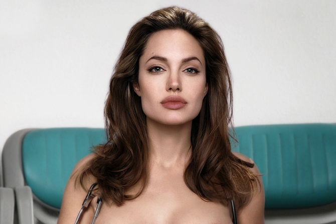 Angelina Jolie - BCFakes Collection (Winter 2013)