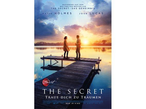[ KinoX ] The Secret - Das Geheimnis: Traue dich zu