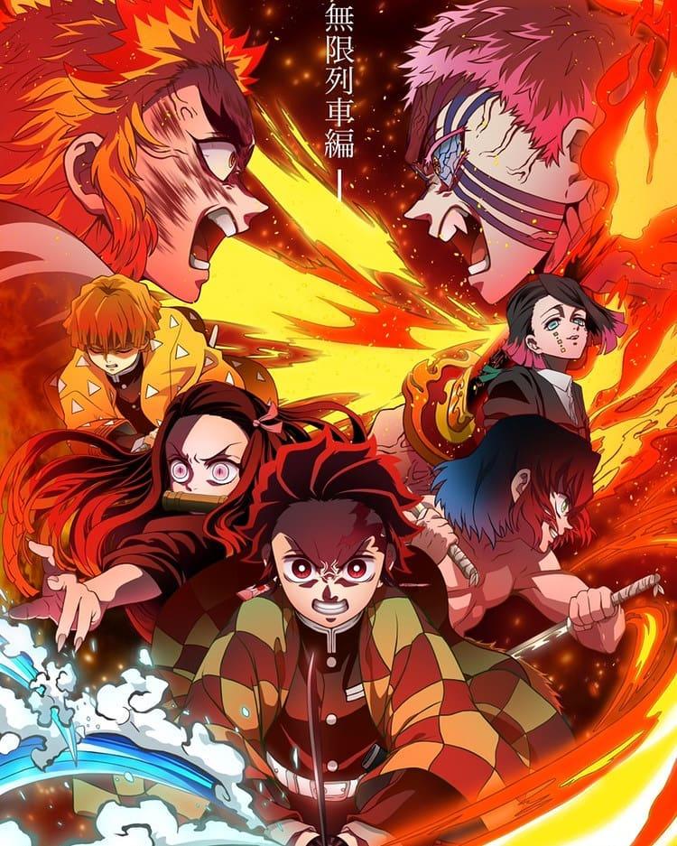 鬼滅之刃劇場版 無限列車篇(Kimetsu no Yaiba: Mugen Ressha-Hen)電影完整版[2020]在線免費-HD - demonsyalerkonosubak