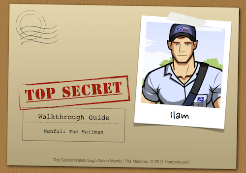 Top Secret Walkthrough Guide Manful : The Mad Scientist