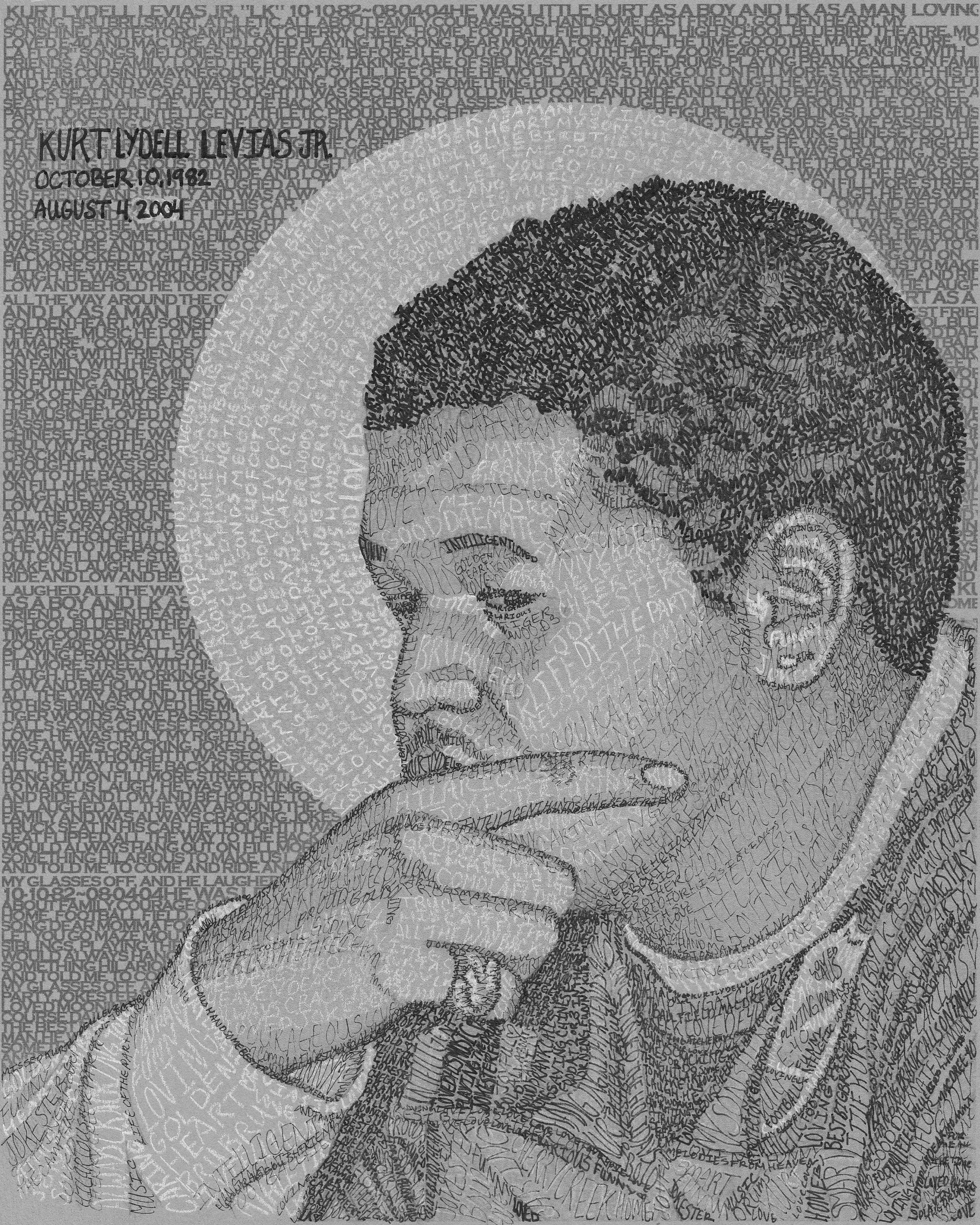 Kurt Lydell Levias Jr., Age 21
