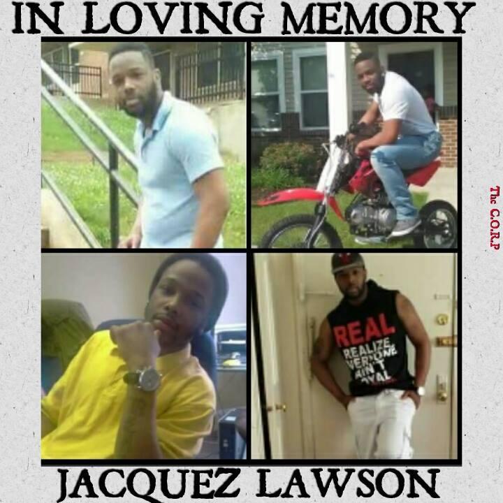 Jacquez Lawson, age 28