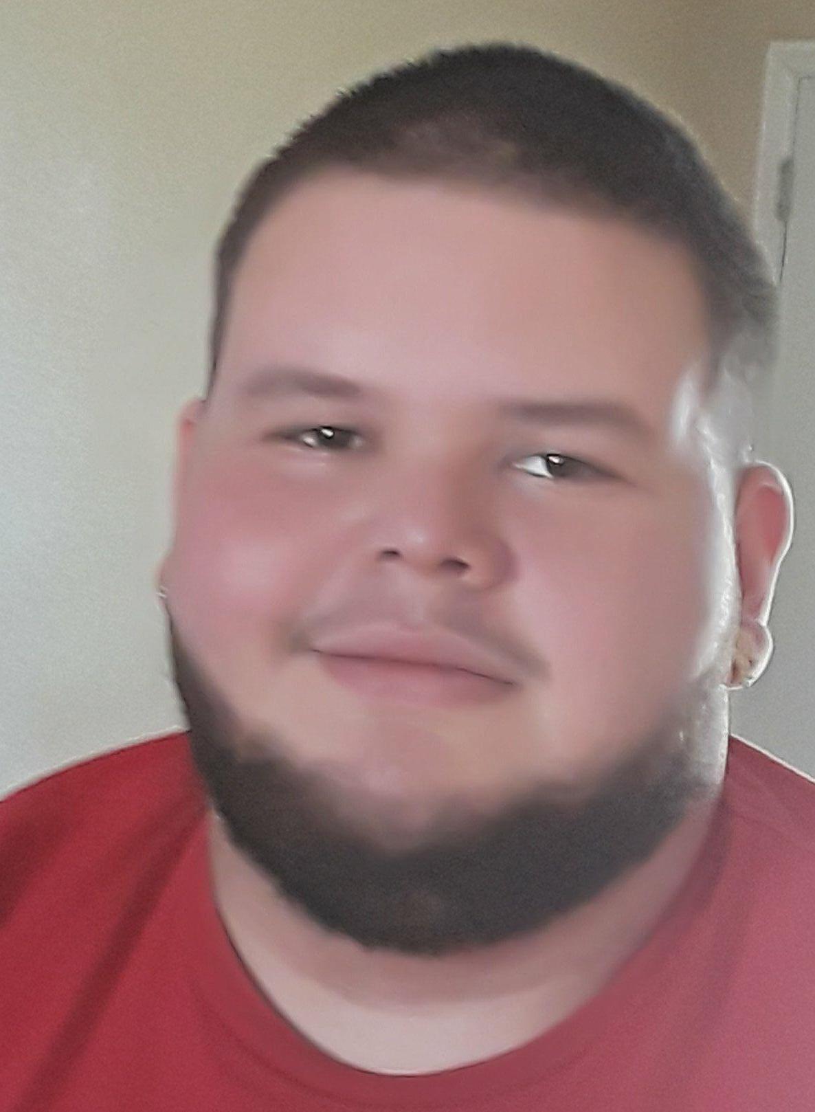 Andrew Martin Jimenez Age 19