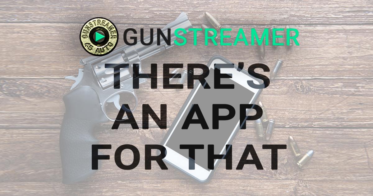 GunStreamer - User generated gun videos