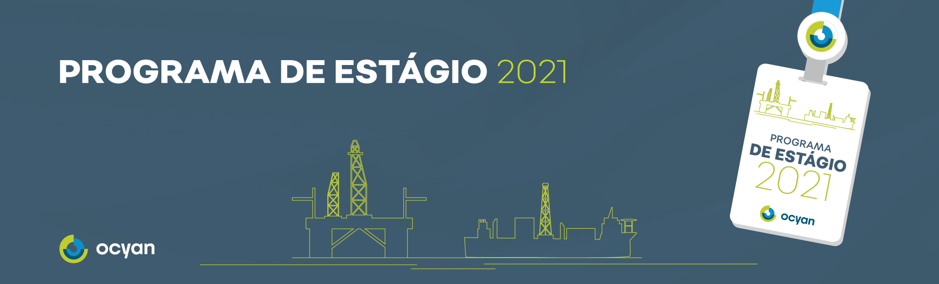 Programa de Estágio 2021 - Macaé