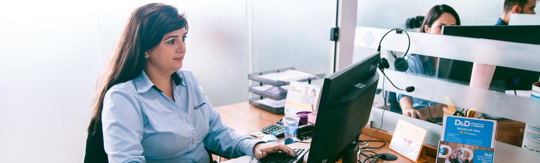Estagiário(a) Administrativo (D&D - Corretora de Seguros)