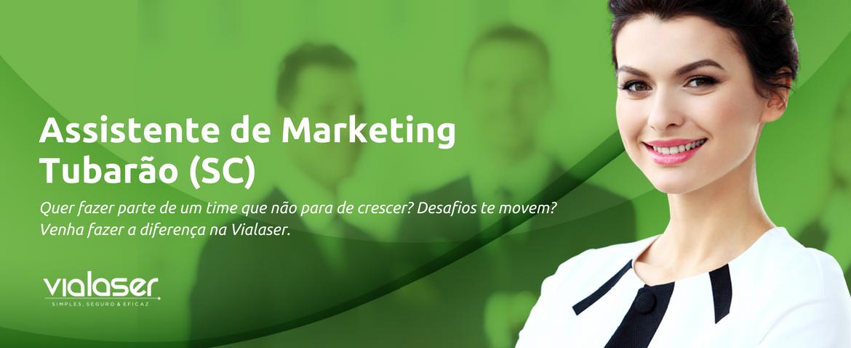 Assistente de Marketing