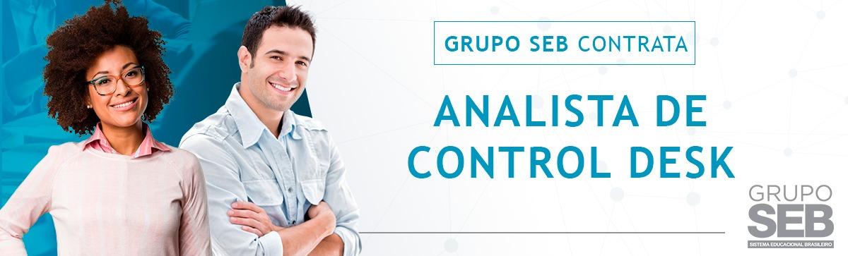 Analista de Control Desk