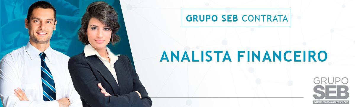 Analista Financeiro - Contas a Pagar e Receber