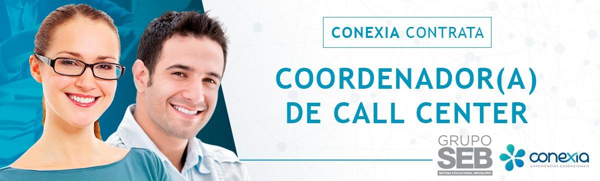 Coordenador de Call Center