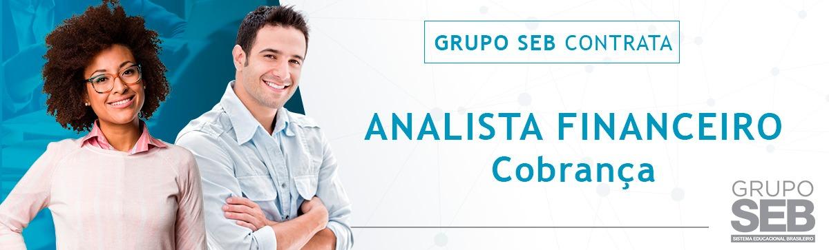 Analista Financeiro - Cobrança