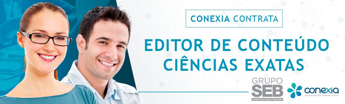 Editor de Conteúdo Ciências Exatas