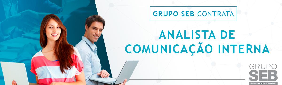 Analista de Comunicação Interna