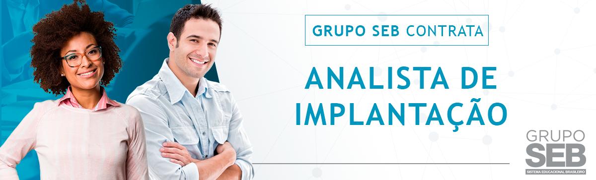 Analista de Implantação