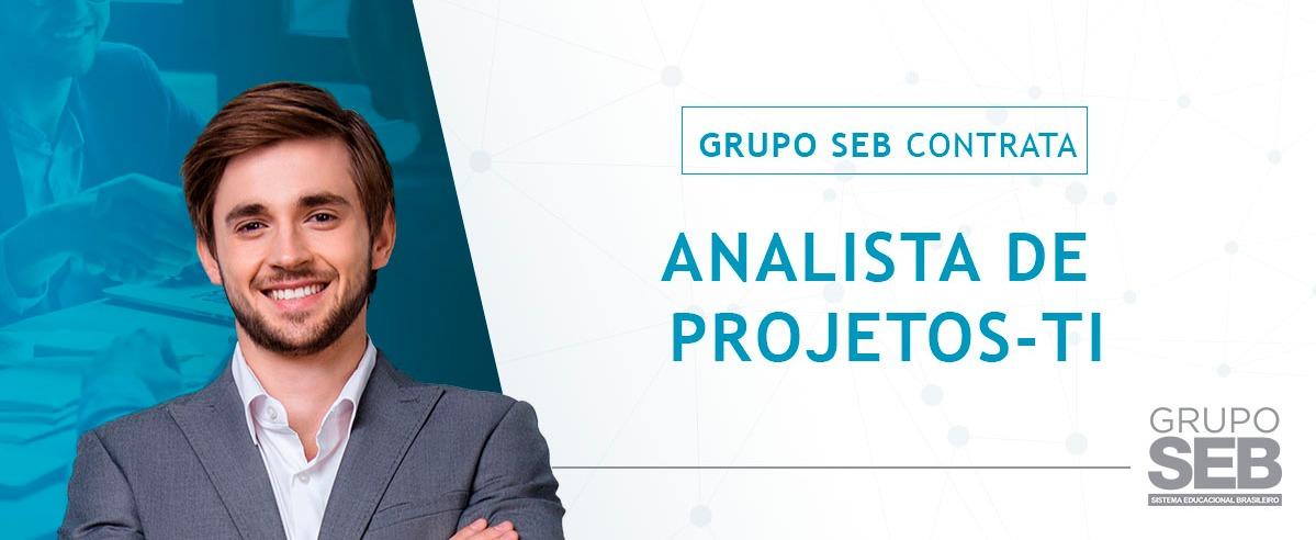 Analista de Projetos PL - TI