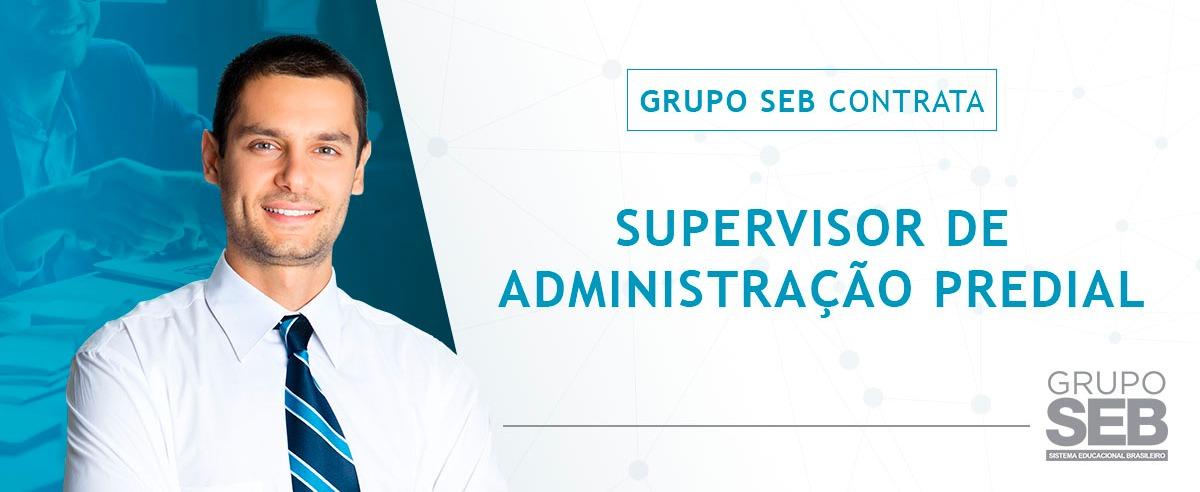Supervisor de Administração Predial