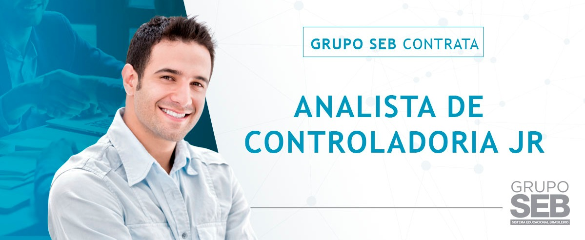Analista de Controladoria Jr