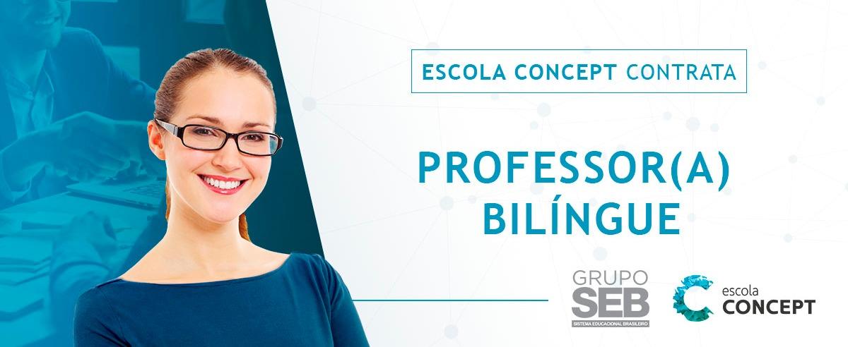 Professor(a)  de Música Bilíngue