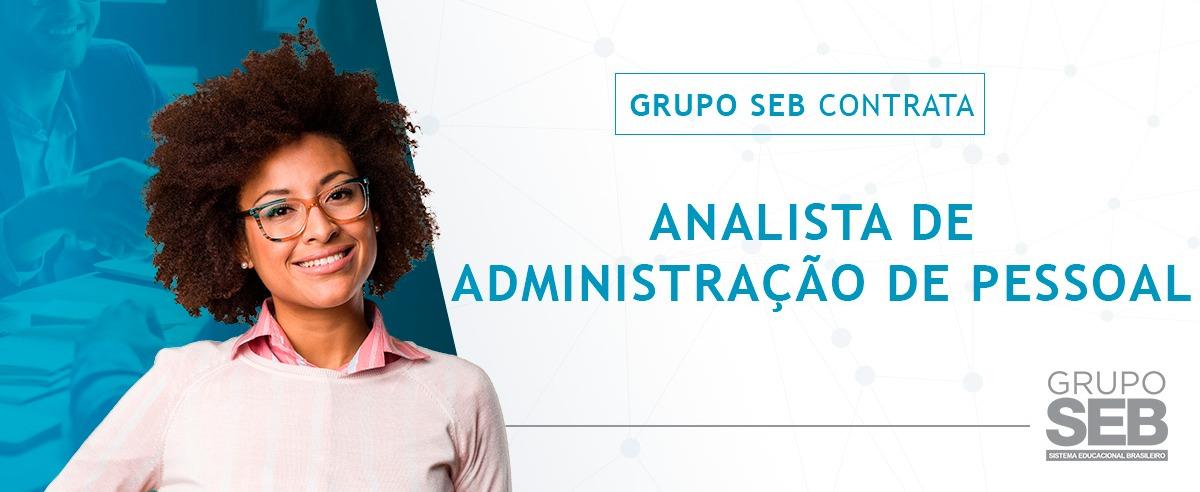 Analista de Administração de Pessoal