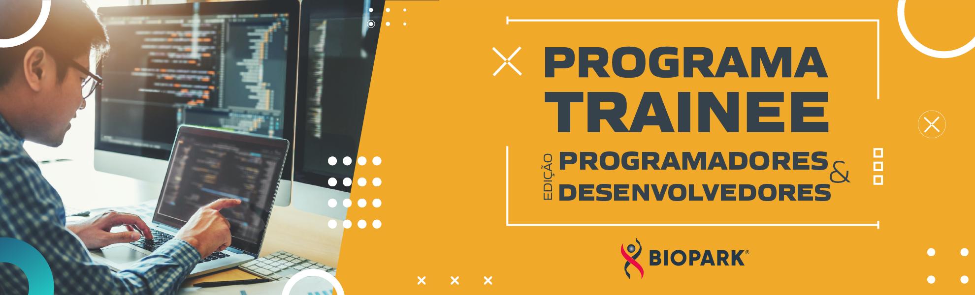 Programa de Desenvolvedores Trainees