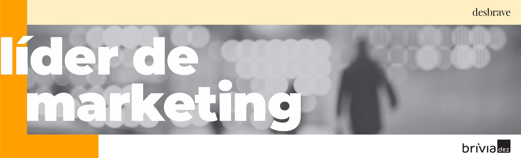 Líder de Marketing