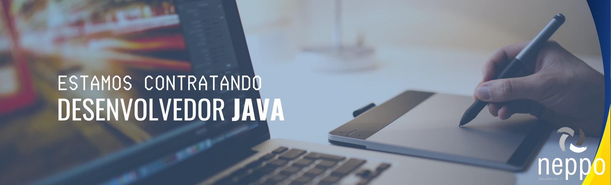 Analista Desenvolvedor Java  Pleno
