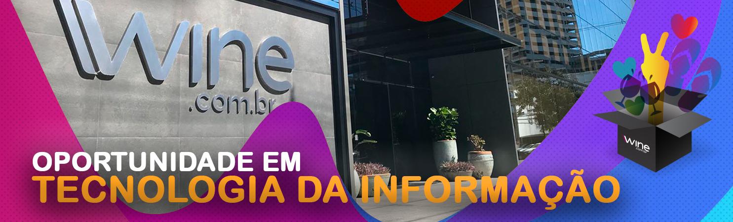 Desenvolvedor Front End - Vitória/ES e São Paulo/SP