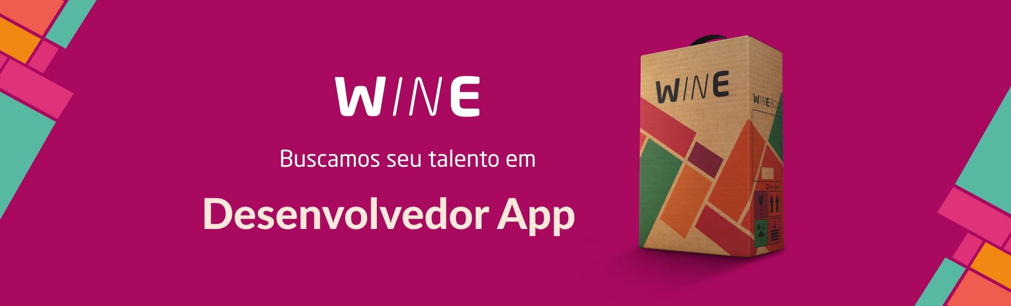 Desenvolvedor App
