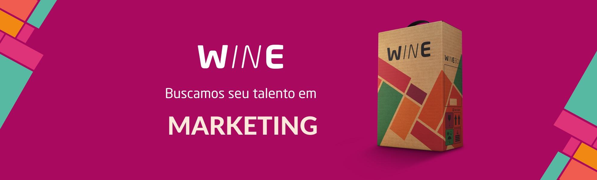 Assistente de Marketing - Lojas