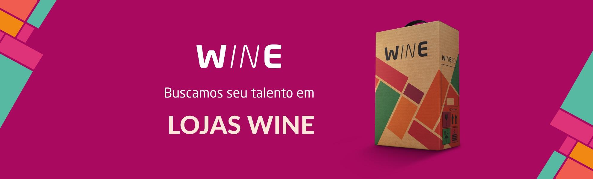 Vendedor de Loja de Vinhos - Curitiba/PR