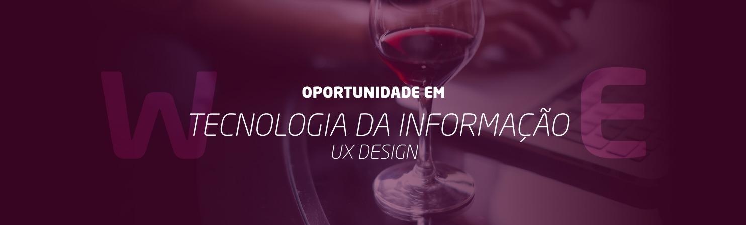 UX/UI Designer - Vitória/ES