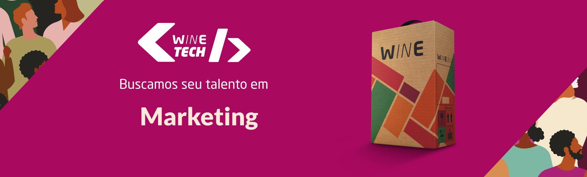 Estágio em marketing de conteúdo