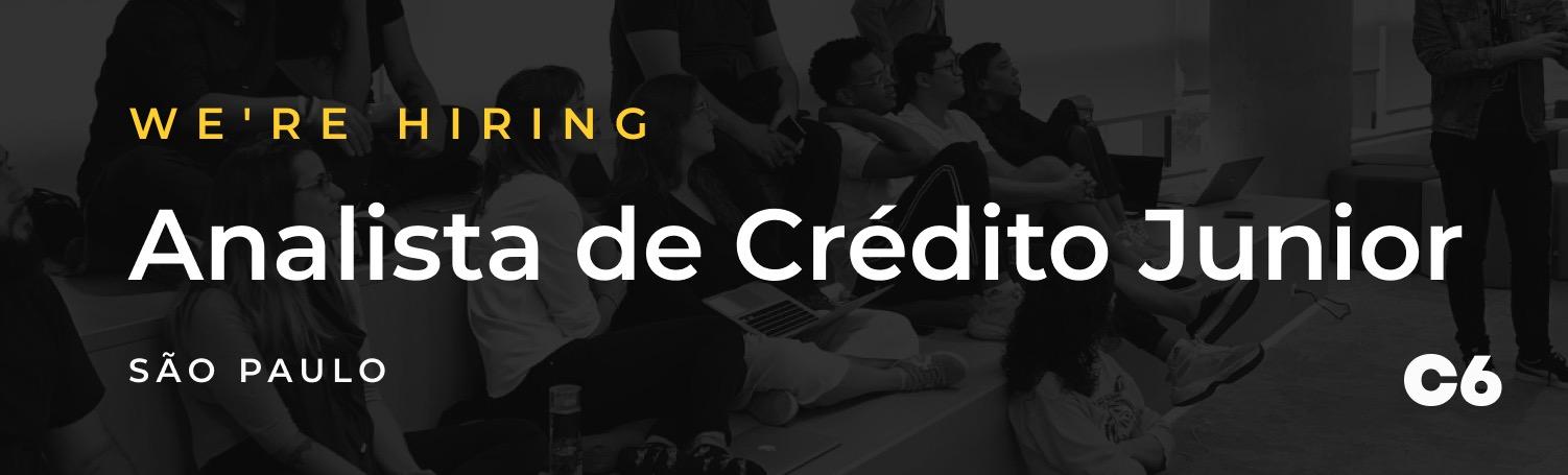 Analista de Crédito Junior