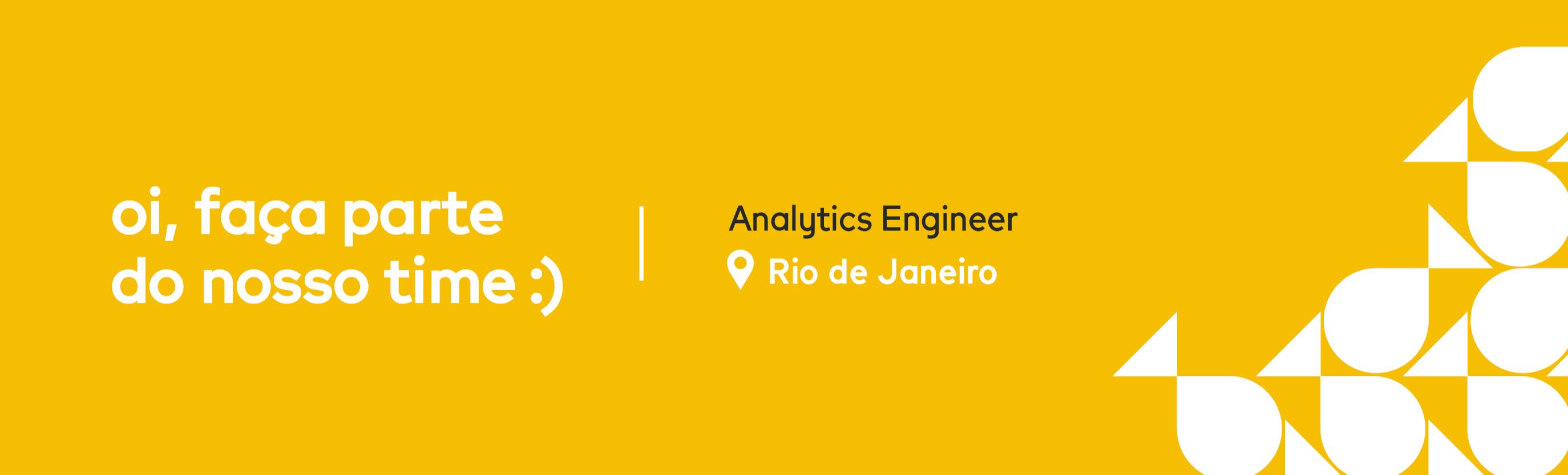 Analytics Engineer