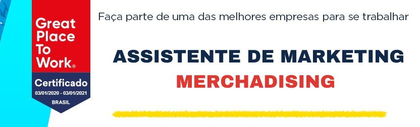 Assistente de Marketing-Merchandising