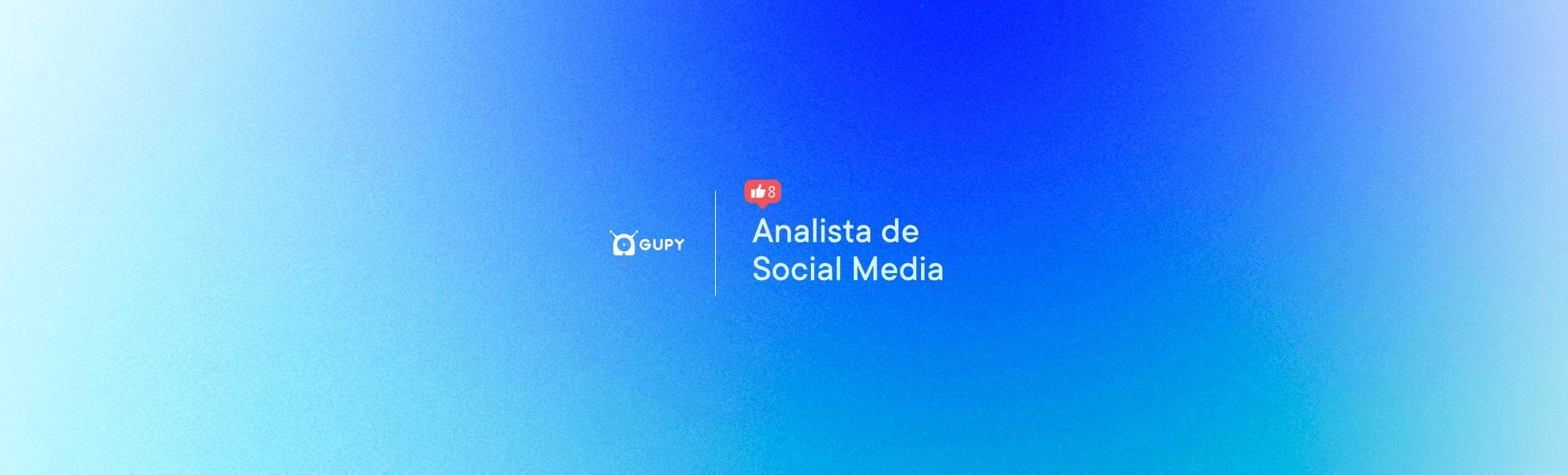 Analista de Social Media