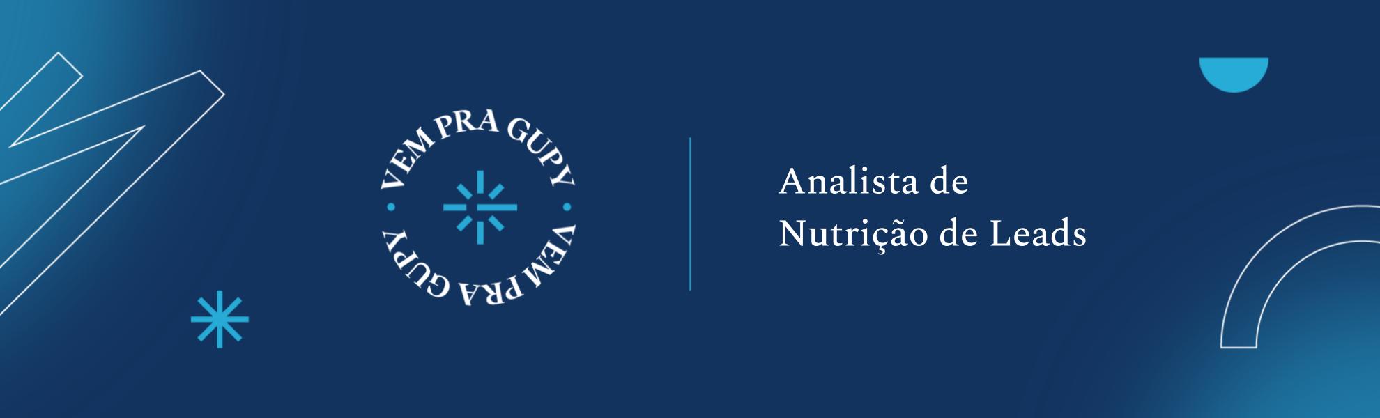 Analista de Nutrição de Leads (Marketing)