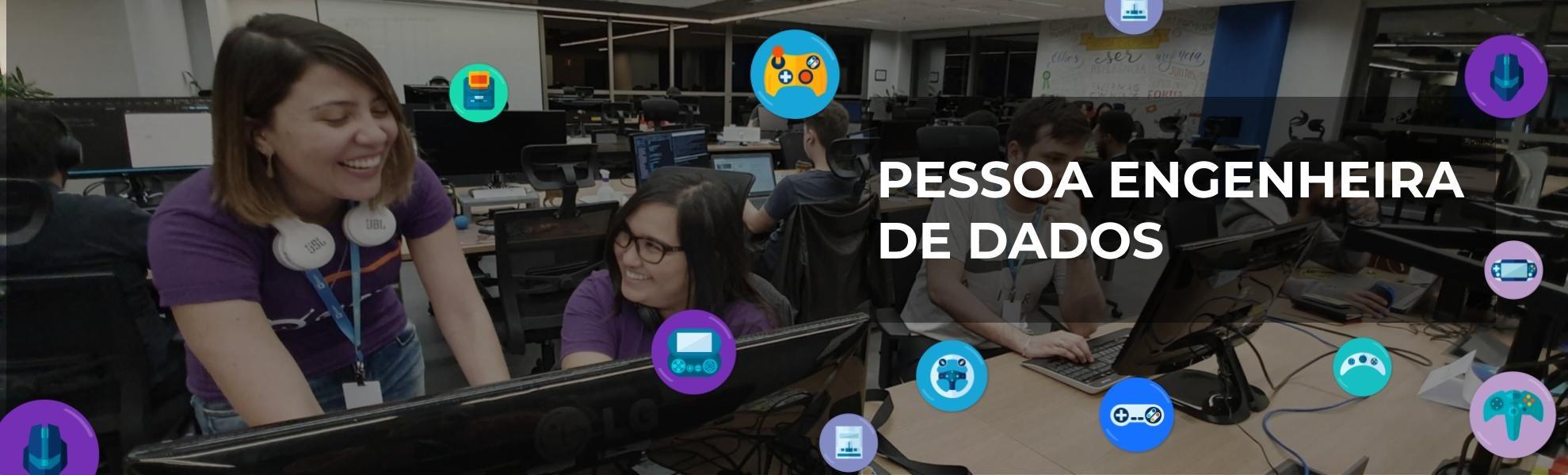 Pessoa Engenheira de Dados
