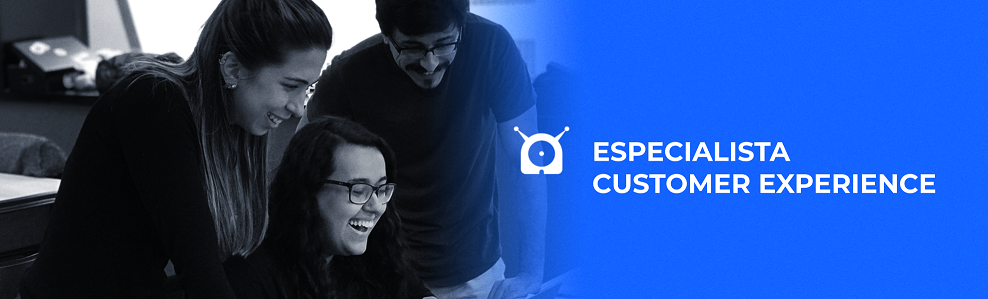 Especialista em Customer Experience
