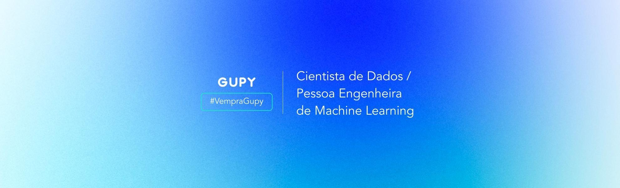Cientista de Dados / Pessoa Engenheira de Machine Learning  | Talent Pool